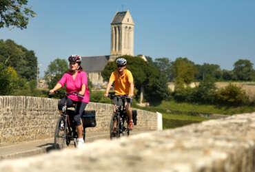 Vélo à Etreham
