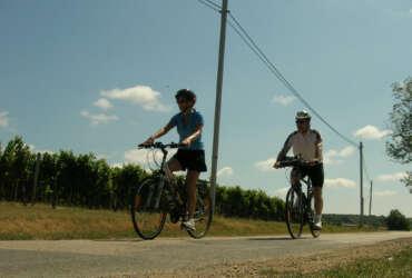 Ballade Périgourdine à vélo