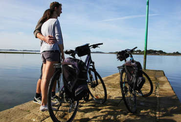 Le Tour du Golfe du Morbihan à vélo Arz