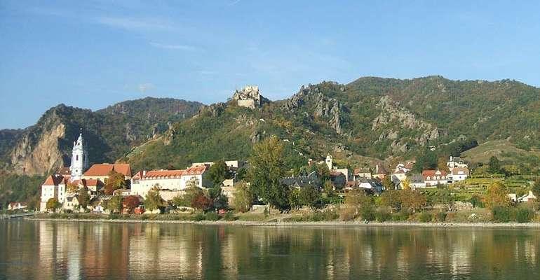 Voyager en Autriche à vélo