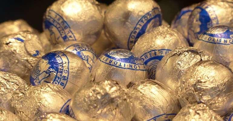 Chocolat Mozar, spécialité Salzbourg
