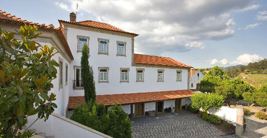 Manoir producteur de vin Portugal