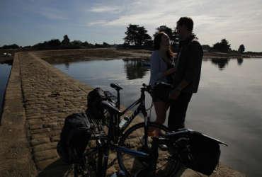 L'île d'Arz à vélo