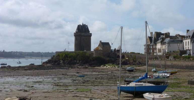 Port à Saint-Malo