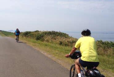Tour de Manche à vélo