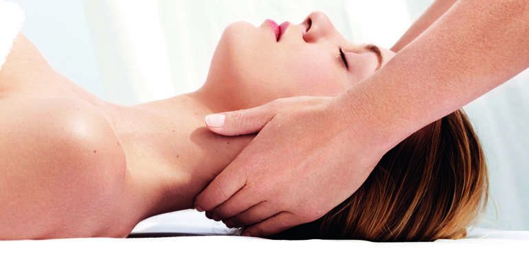 Spa Massage Yves Rocher