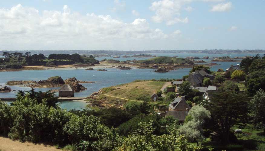 Les îles à vélo, bretagne, vendée, charentes