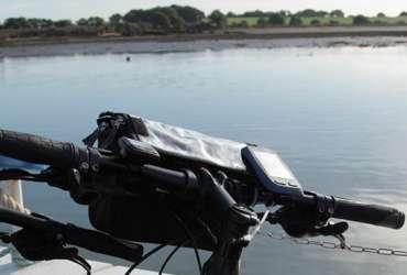 Le GPS pour le voyage à vélo Abicyclette