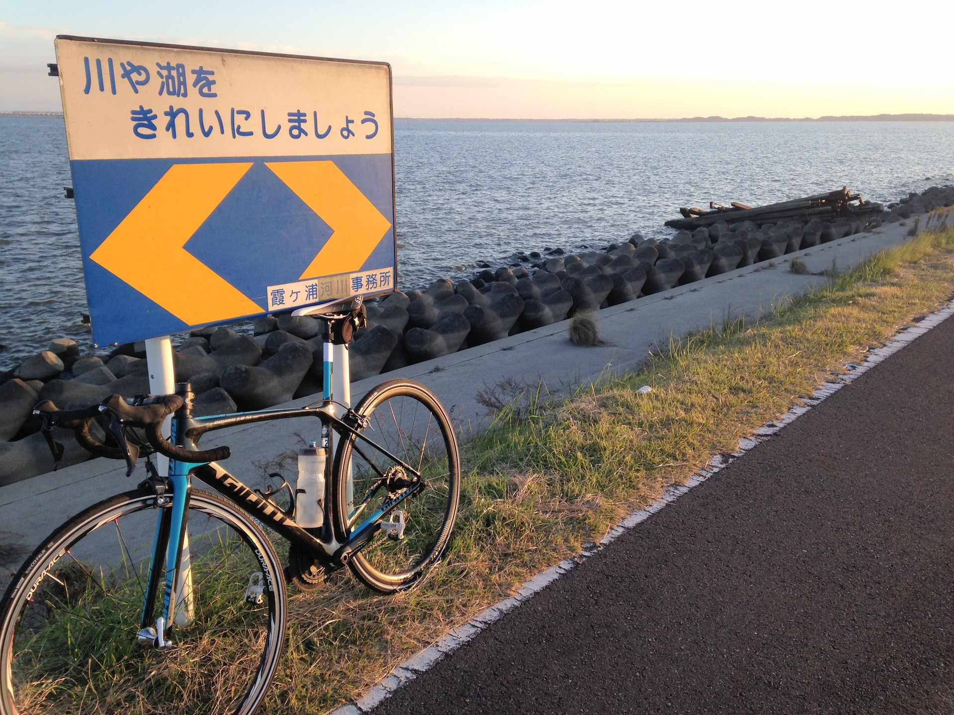 Les routes du Japon sont sûres pour rouler à vélo