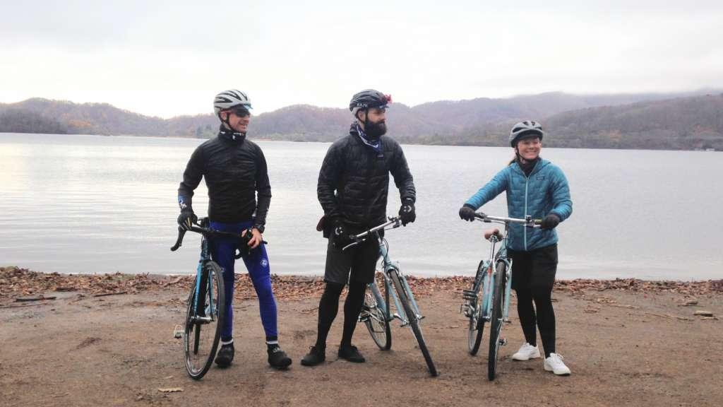 Voyager à vélo au Japon c'est sûr