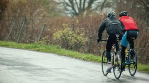 Tips for cycling in the rain