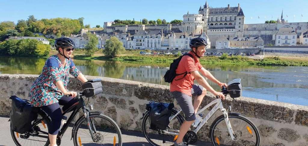 Couple à Amboise