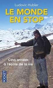 Recommandations culturelles : couverture du livre Le Monde en Stop