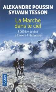 Recommandations culturelles : Couverture du livre La Marche dans le ciel