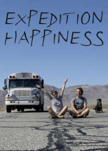 Affiche du documentaire Expedition Happiness