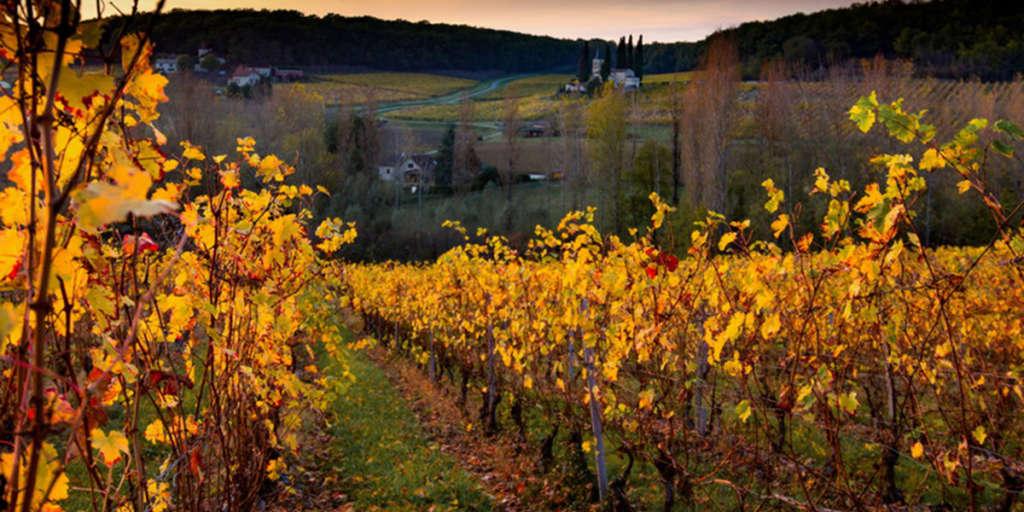 Dordogne en automne