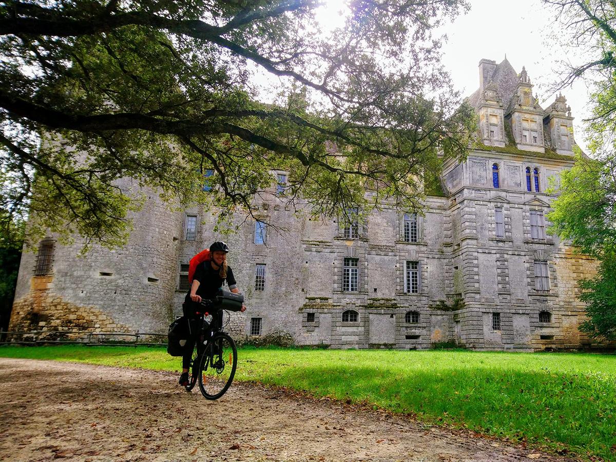 Marine sur les routes de Dordogne