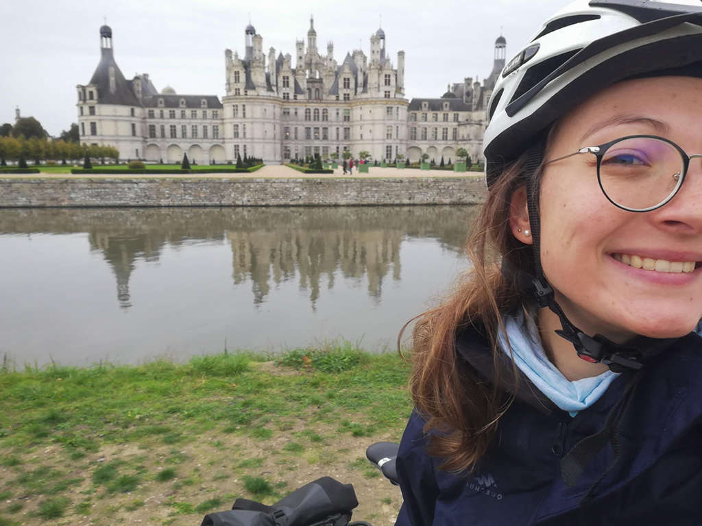 Constance Voyage solo Loire