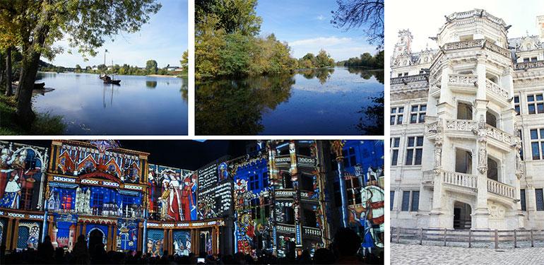Chateaux et bords de Loire
