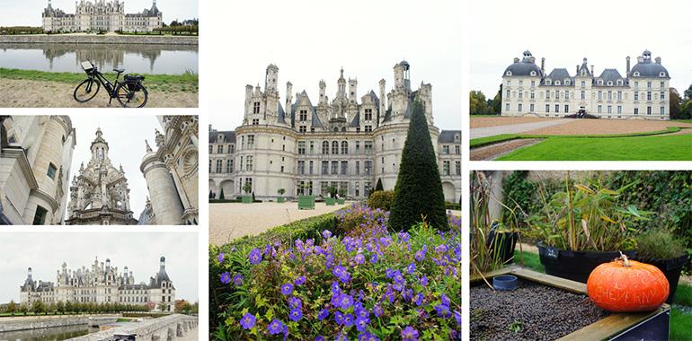 Chateaux de Chambord et Cheverny