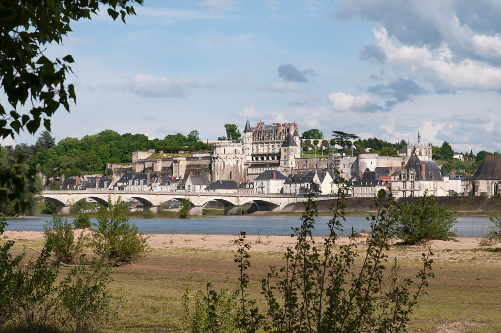 Amboise Travel in the Loire Valley