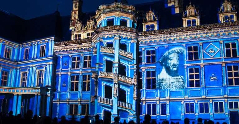 Evénement à Blois