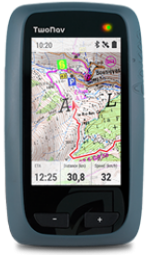 GPS included Travel with Abicyclette France