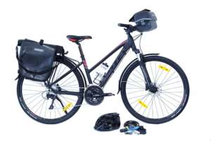 Randonnee bike and equipment 2018 Travel with Abicyclette France