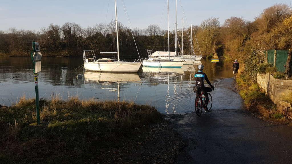 Cycling on the Vélodysée