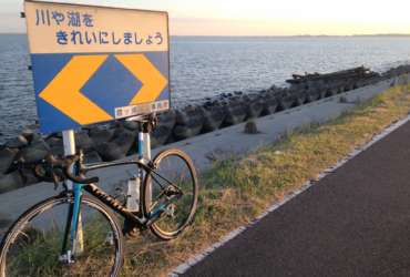 Japan biking tour experience