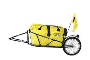 Bob yak Luggage trailer