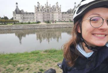 Constance solo trip Loire
