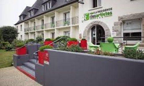 Hôtel La Résidence des Artistes
