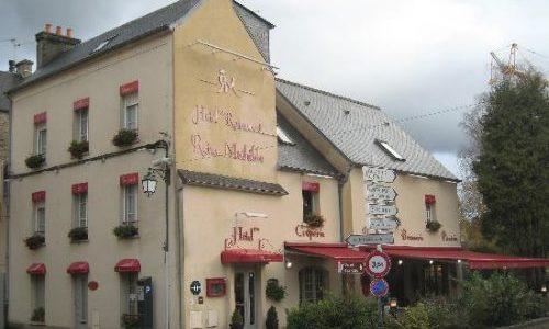 Hôtel Reine Mathilde