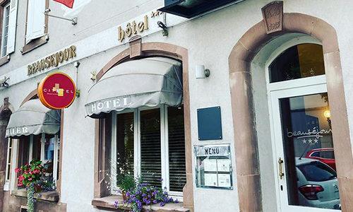 Hôtel Restaurant Beauséjour - Colmar