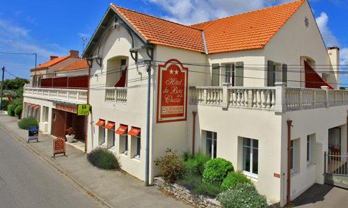 Hôtel du Bois de la Chaize