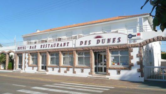 Hôtel Restaurant Les Dunes