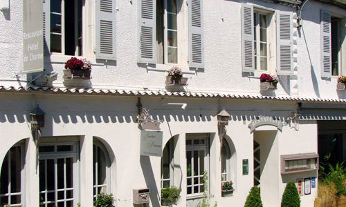 Hôtel Restaurant Les Jardins d'Aliénor