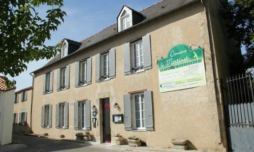 Hôtel Domaine le Martinet