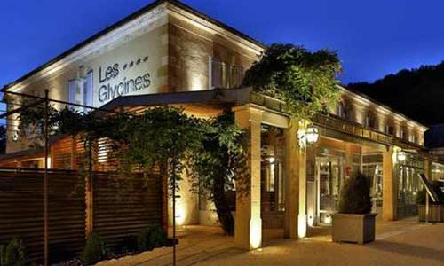 Hotel les Glycines