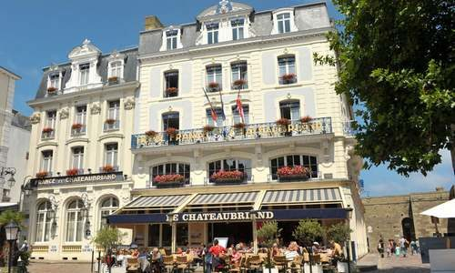 Hotel France et Chateaubriand