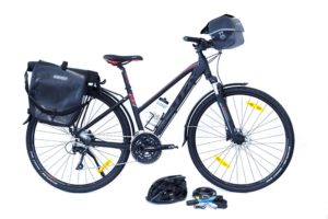 Présentation de notre parc de vélo Scott Sub Cross 20 Abicyclette Voyages à vélo
