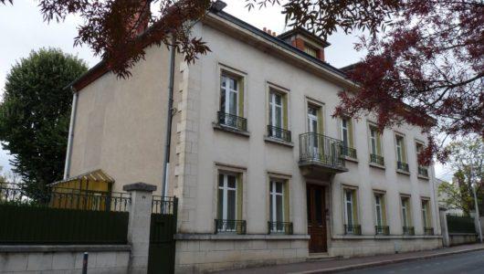 facade cote cour cote jardin nevers