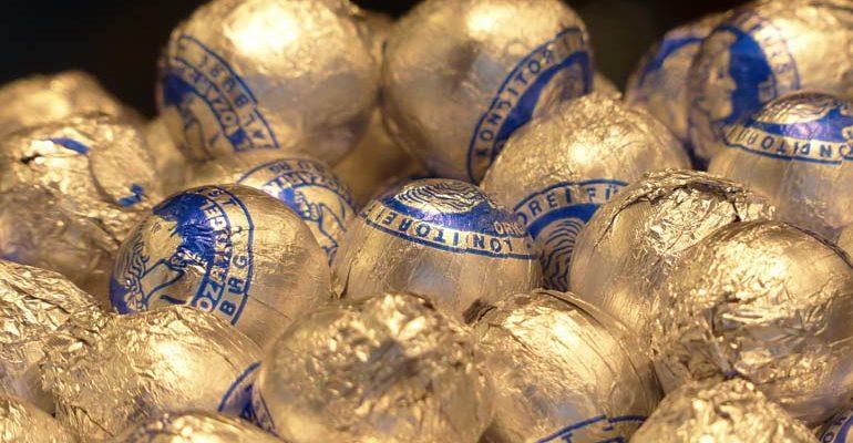 Mozartkugeln, bonbons au chocolat, Salzbourg et le pays des lacs à vélo Abicyclette Voyages