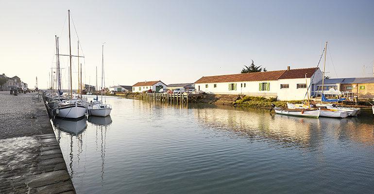 Port de l'île de Noirmoutier