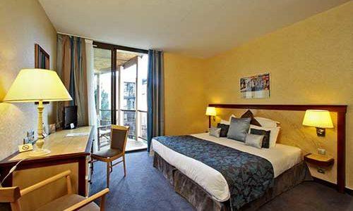 Chambre double Au Grand Hotel de Sarlat