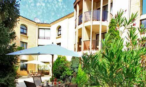 Extérieur Au Grand Hotel de Sarlat