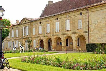 Façade dennis-jarvis-chateau-bordeaux
