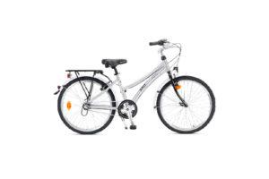Vélo enfant 24 pouces pour vacances à vélo