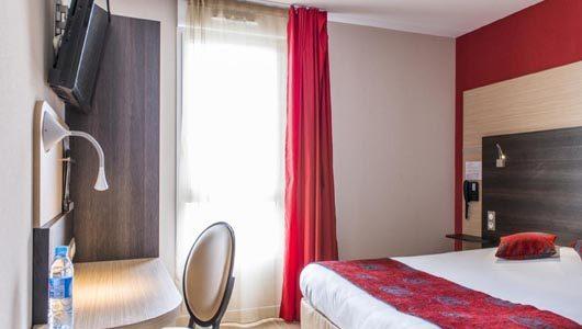 chambre rouge hotel belfort